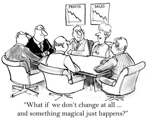 change, behavior change