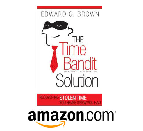 The Time Bandit Solution book on Amazon