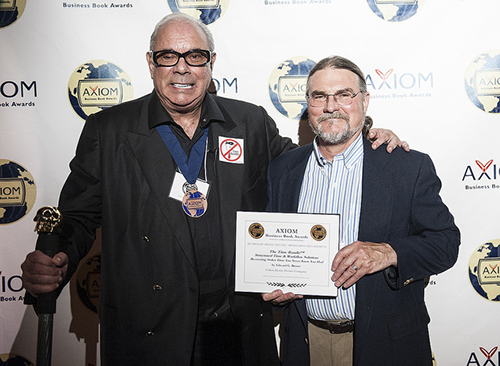 Cohen Brown President and Co-Chairman, Edward G. Brown and Independent Publisher, Jim Barnes.